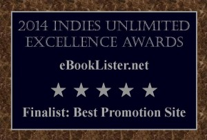 Finalists Plaque eBookLister