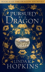 Pursued by a Dragon by Linda K. Hopkins