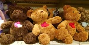 Valentines Day Bears 01312015 Copyright KS Brooks