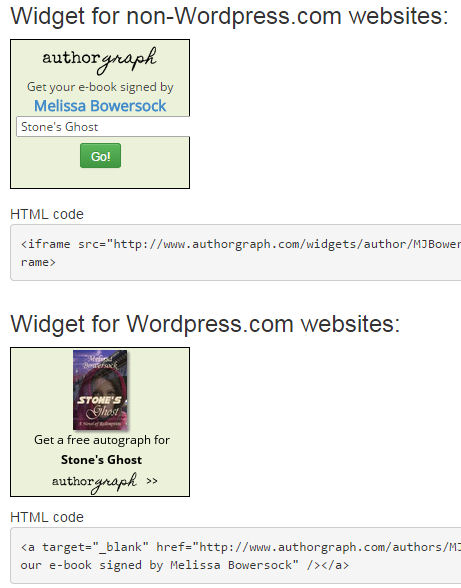 authorgraph widget1