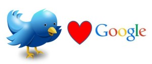 Twitter makes deal with Google via Indies Unlimited