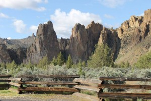 2014 May Day 1 Smith Rock Corral Flash Fiction Prompt