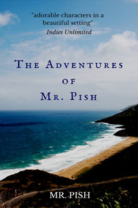 The Adventures of Mr. Pish eBook Cover