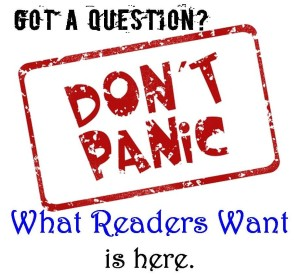 what readers want logo