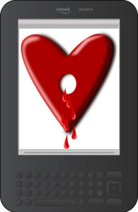 bleeding ereader