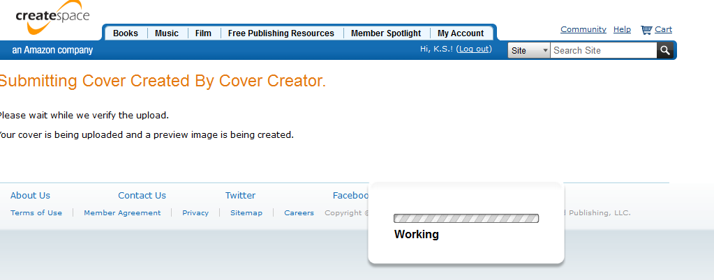 b13 saving cover file