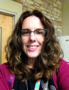 author kat stiles headshot