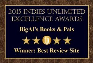 2015 IUEA Big Als Books and Pals Winner