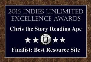 Chris the Story Reading Ape 2015 IUEA