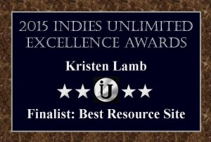 Kristen Lamb 2015 IUEA