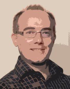 author Ben Westerham