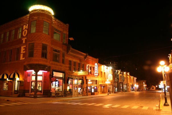 deadwood at night 101408