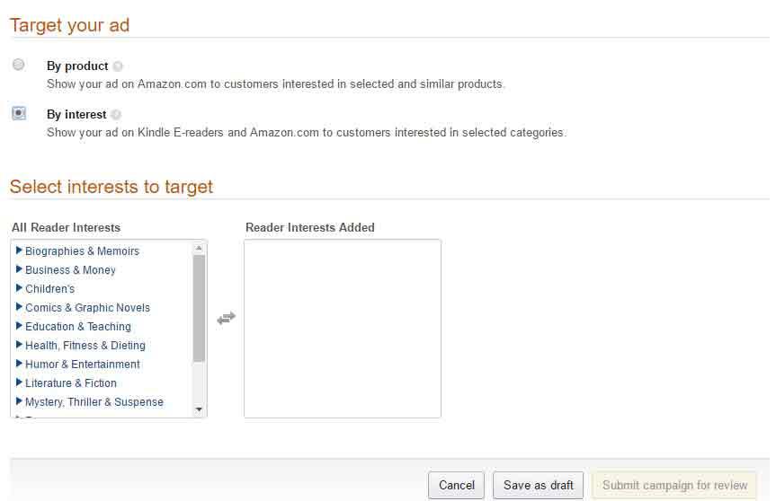 Amazon Marketing ad Product-set-up-3-target-int