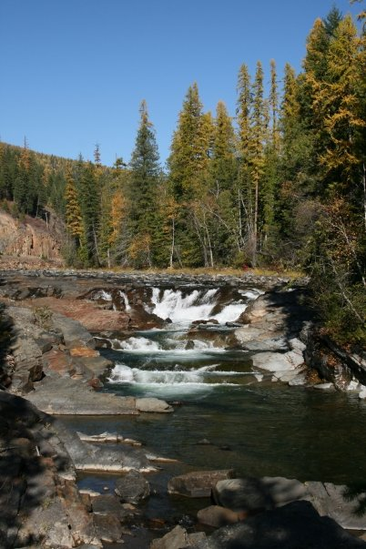 flash fiction prompt copyright KS Brooks yaak river idaho