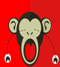 bad writing examples shocking monkey