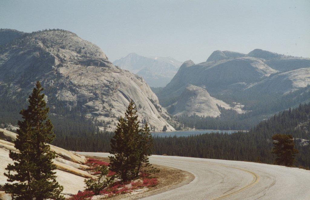 Tenaya Lake Yosemite june 2001 flash fiction prompt copyright KS Brooks