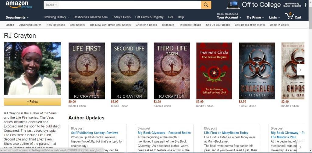 Amazon Author Central AC1_Profile