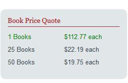 book1 black and white interior hardcover price