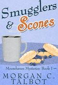 Smugglers and Scones book cover