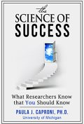 The science of success book cover