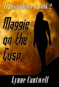 maggie on the cusp book cover