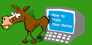 non-fiction HORSE TRAINER