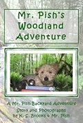 mr pishs woodland adventure book cover
