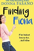 finding fiona book cover
