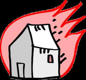 kboards house is on fire