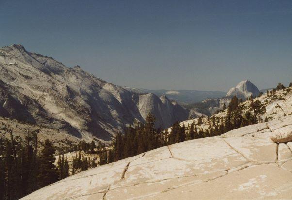 Olmsted Point North Yosemit june 2001 flash fiction prompt copyright KS Brooks