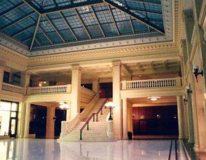 chicago 1996 architecture Flash fiction writing prompt copyright KS Brooks