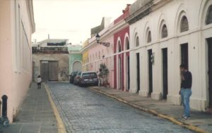 old san juan flash fiction writing prompt copyright KS Brooks