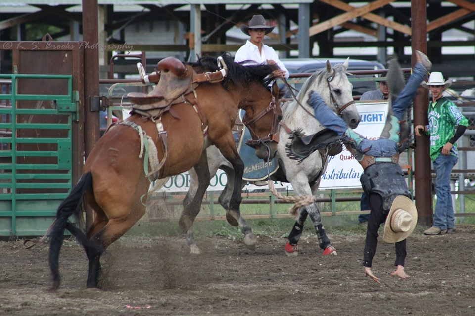 colville 2019 rodeo prompt copyright KS Brooks