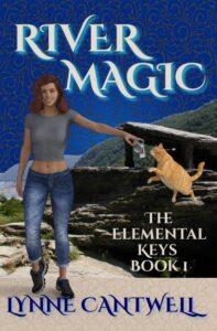 book cover lynne cantwell EK1 River Magic 2 (002)