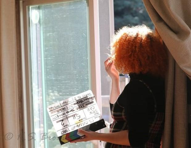 flash fiction writing prompt movie copyright KS Brooks 2021